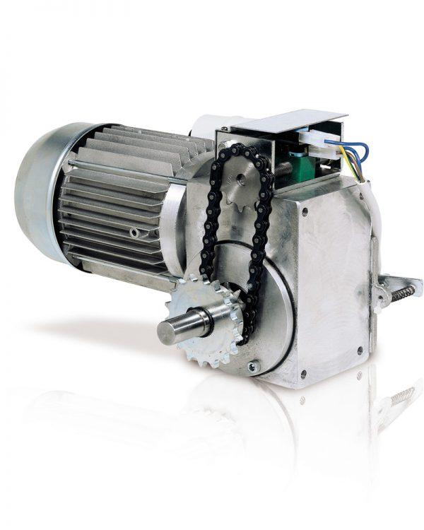automazione cancelli elettrici industriali