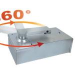 Motoriduttore elettromeccanico per ante fino a 1,8 mt