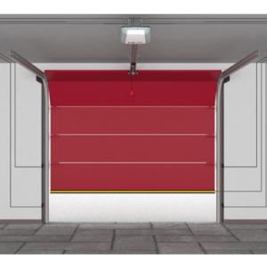 automazione porte garage sezionali t-sky