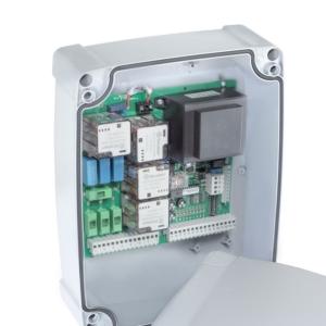 quadro elettrico di comando centrale