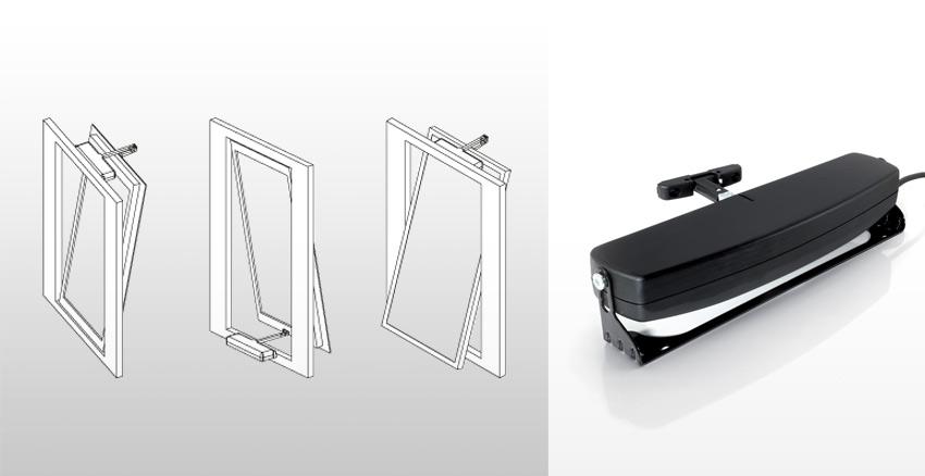I vantaggi dell 39 automazione per finestre vasistas tau - Contatti magnetici per finestre vasistas ...