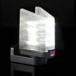 VLED: inuovo lampeggiante a led per cancelli automatici, garage e barriere