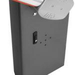 SBLOCCO MANUALE per barriera automatica è uno sblocco pratico ed efficacie essendo dotato di maniglia a chiave cifrata
