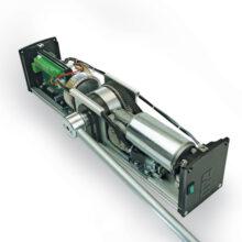 Automatismo-porta-anta-battente-componenti-interni