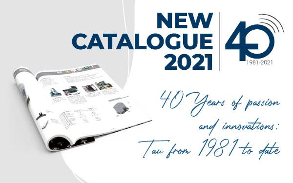 New Catalogue Tau 2021